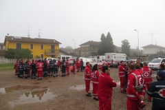 Campo provinciale Protezione Civile 2014