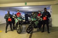 Donazione DAE Polizia Locale Vigevano 2020 7