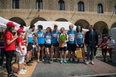 """Croce Rossa Italiana Comitato di Vigevano e i Buccella Runners Vigevano hanno organizzato la seconda edizione della corsa a scopo benefico """"Red Buccella Run"""""""