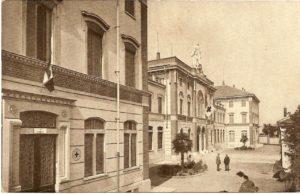 Ospedale della Croce Rossa presso L'Istituto Negrone