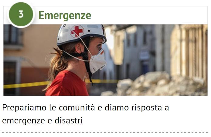 Area 3 emergenze