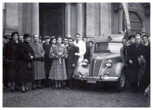 CRI Vigevano anni '50