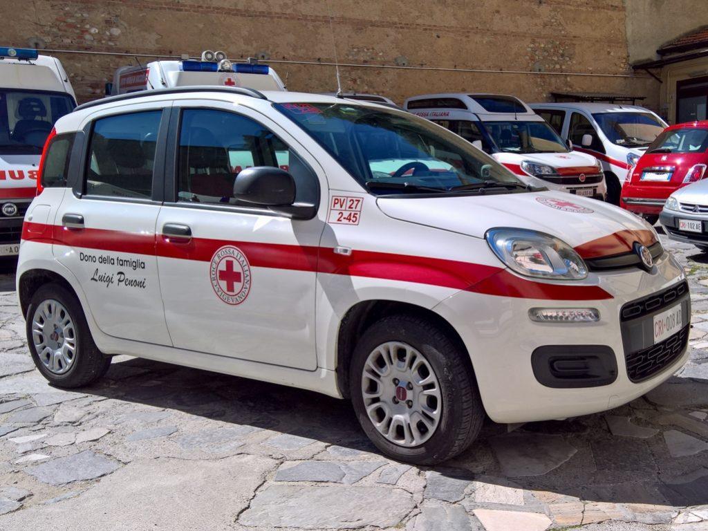 Croce Rossa Vigevano 245