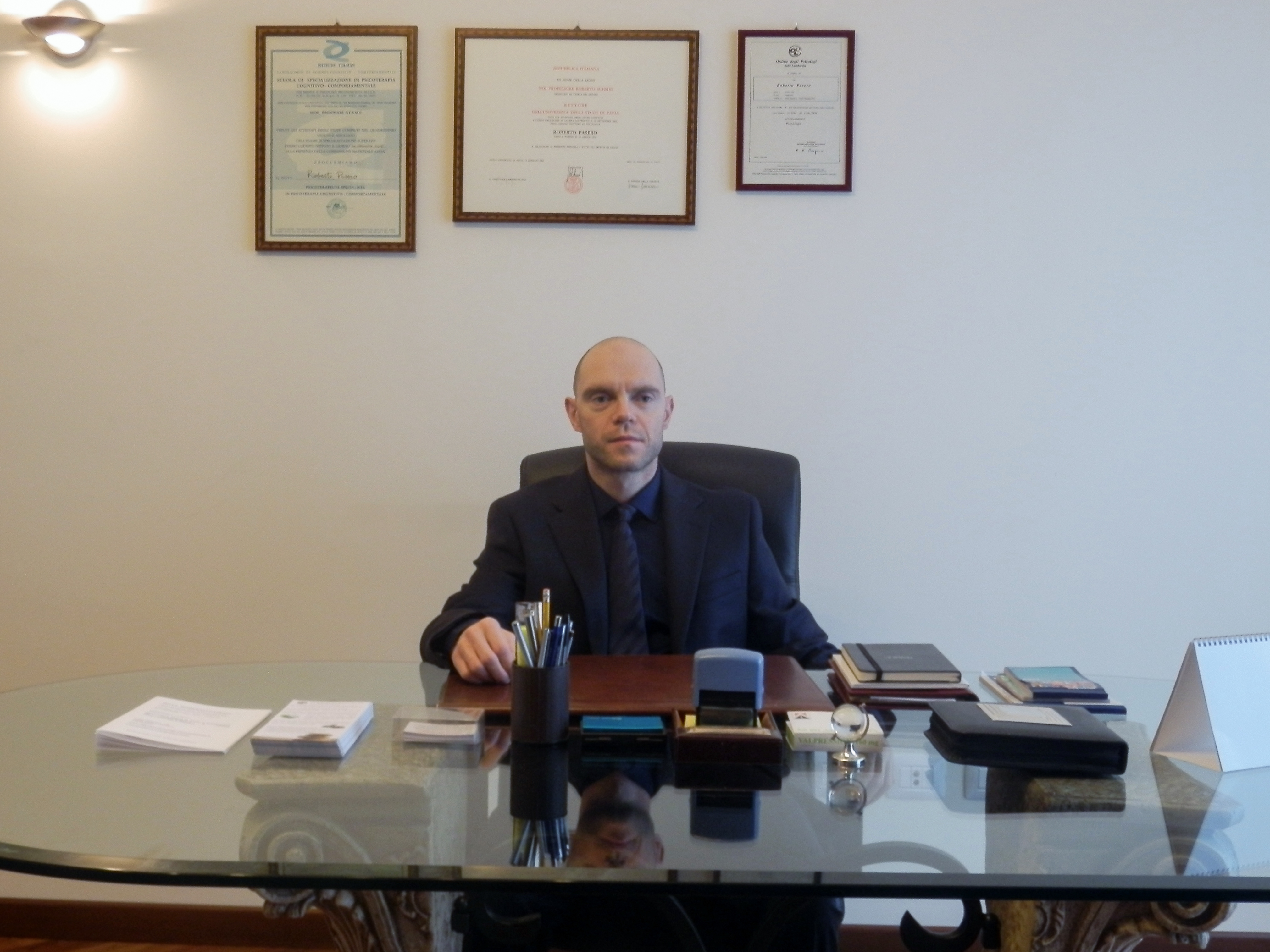 dott Roberto Pasero