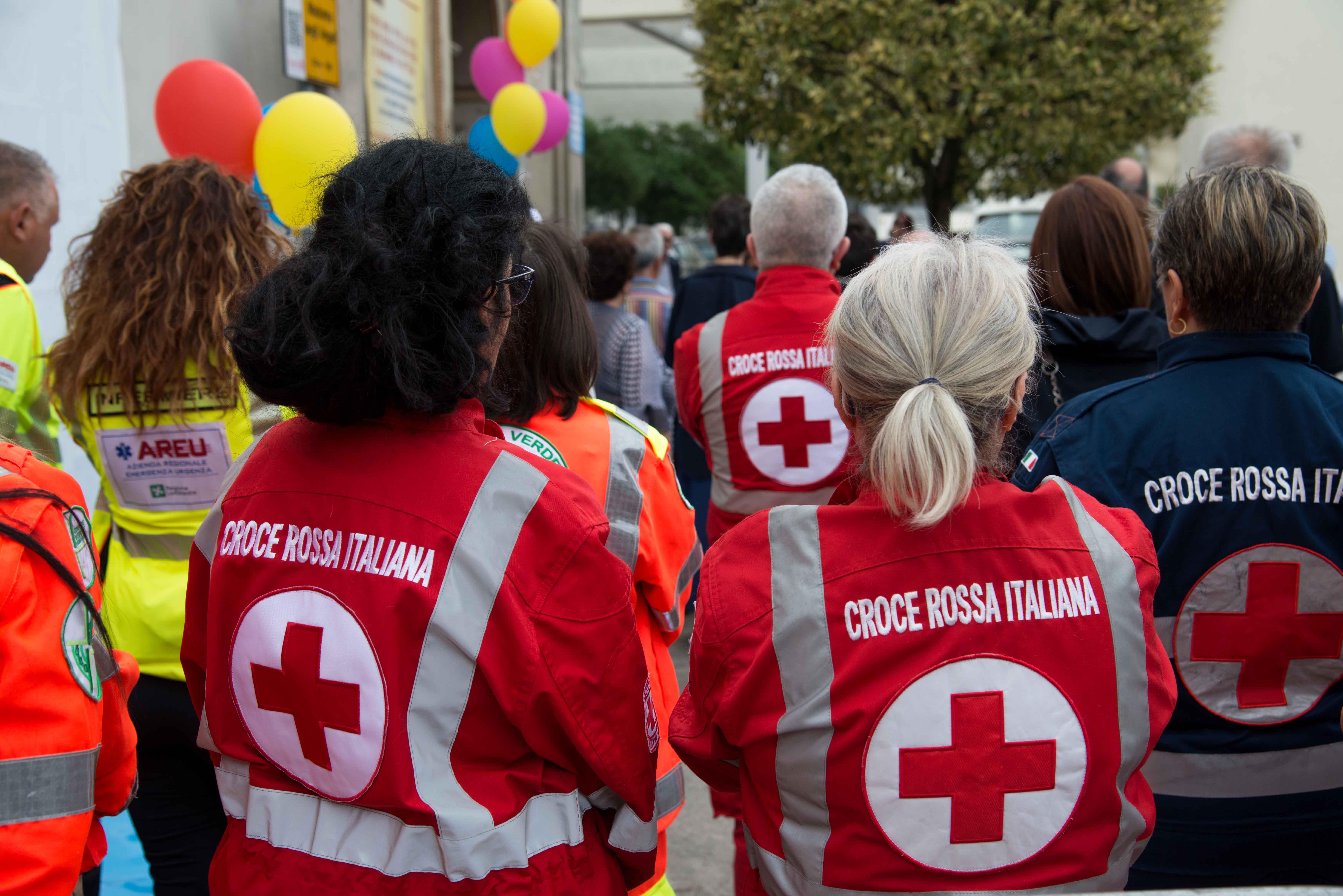 Croce Rossa: Inaugurata la culla della vita