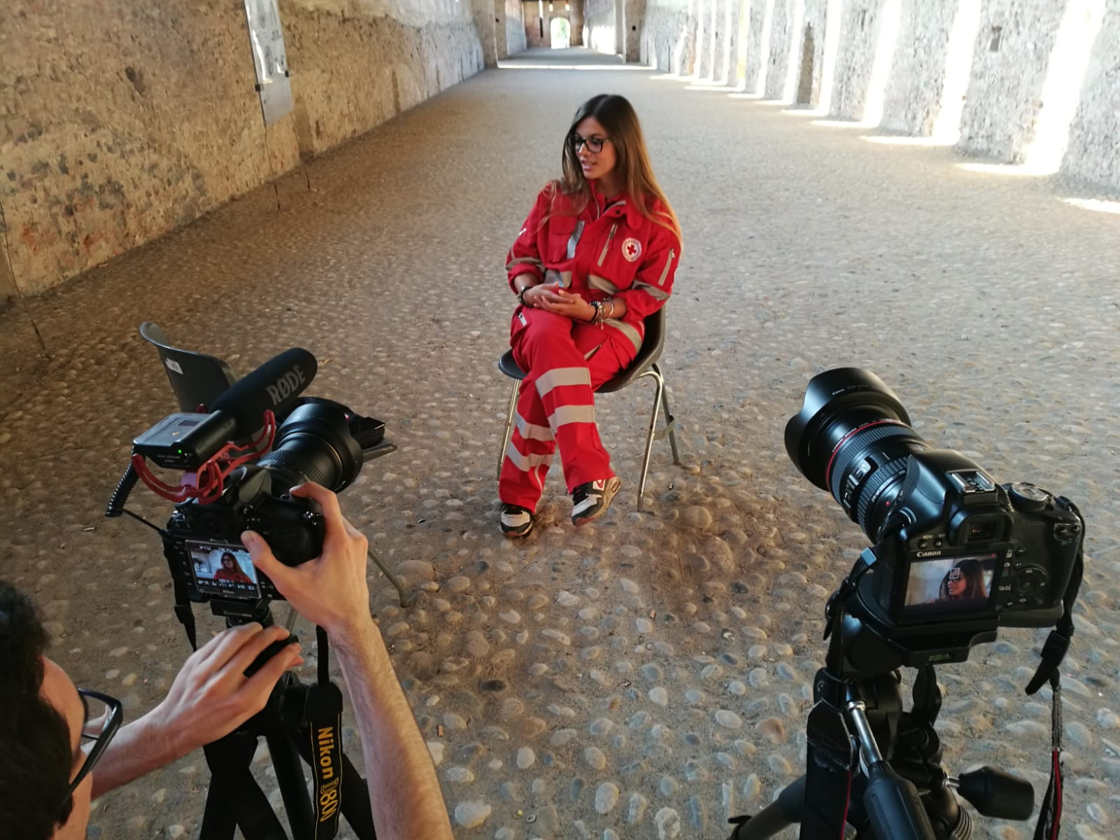 CRI Vigevano intervista Elisa Stagno consigliere qualificato DIU