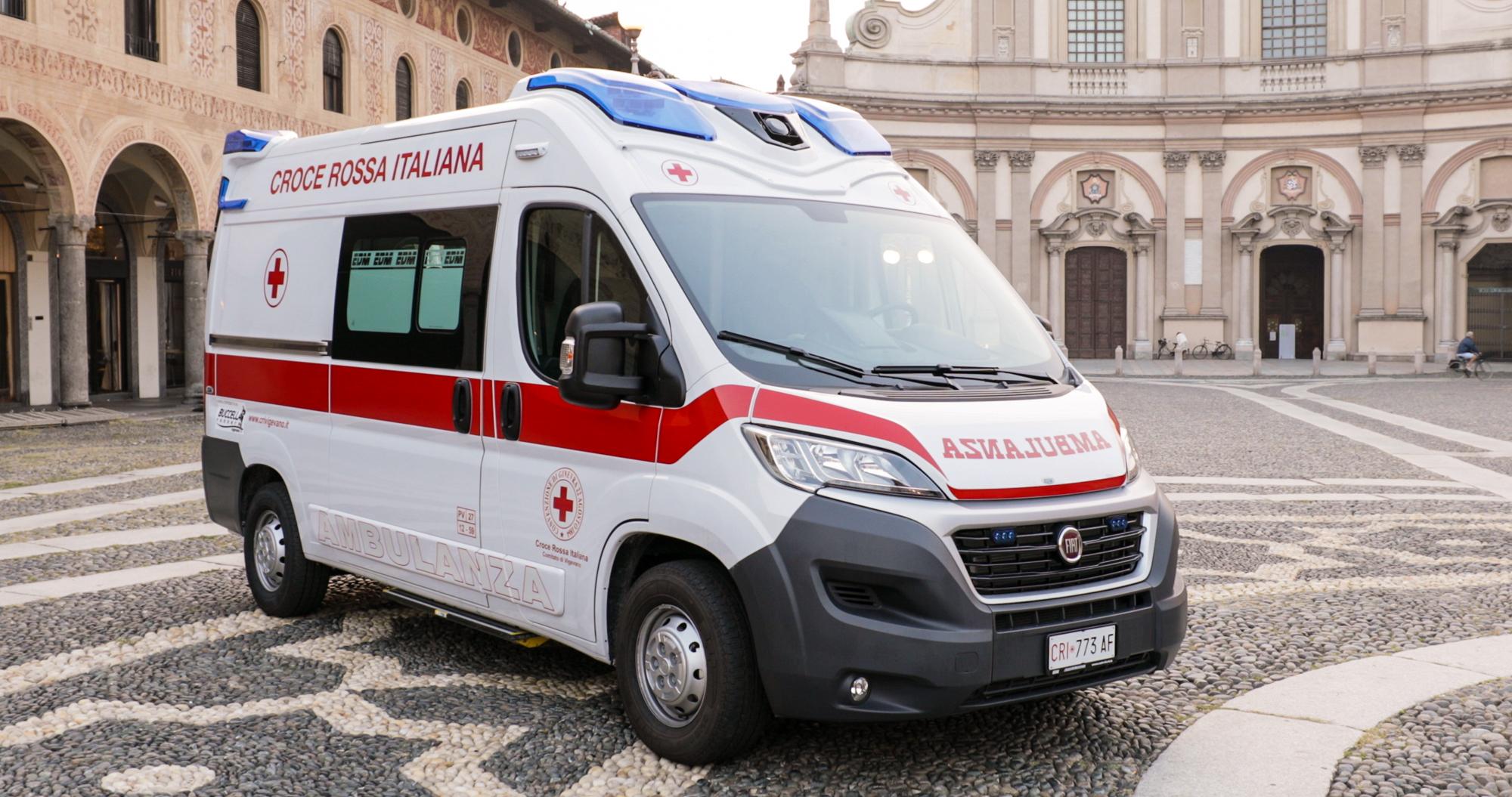 PV259 CRI Vigevano in Piazza