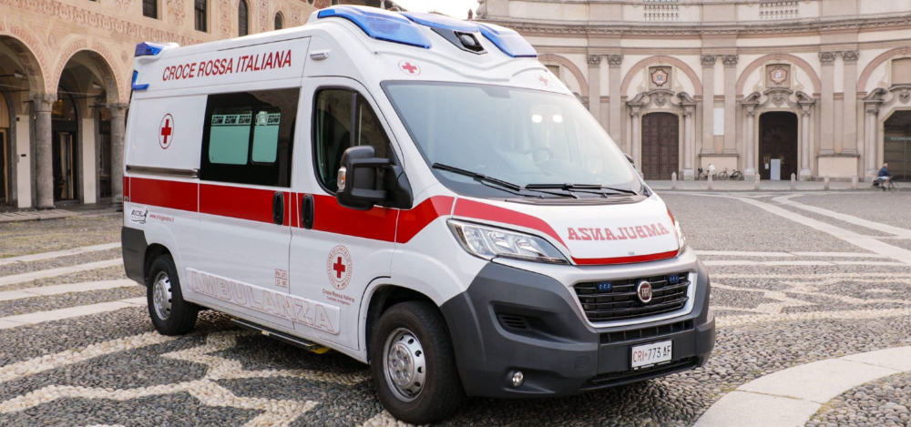 ambulanza Vigevano