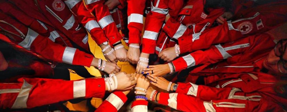 giovani croce rossa