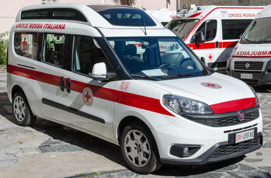trasporto sanitario Vigevano