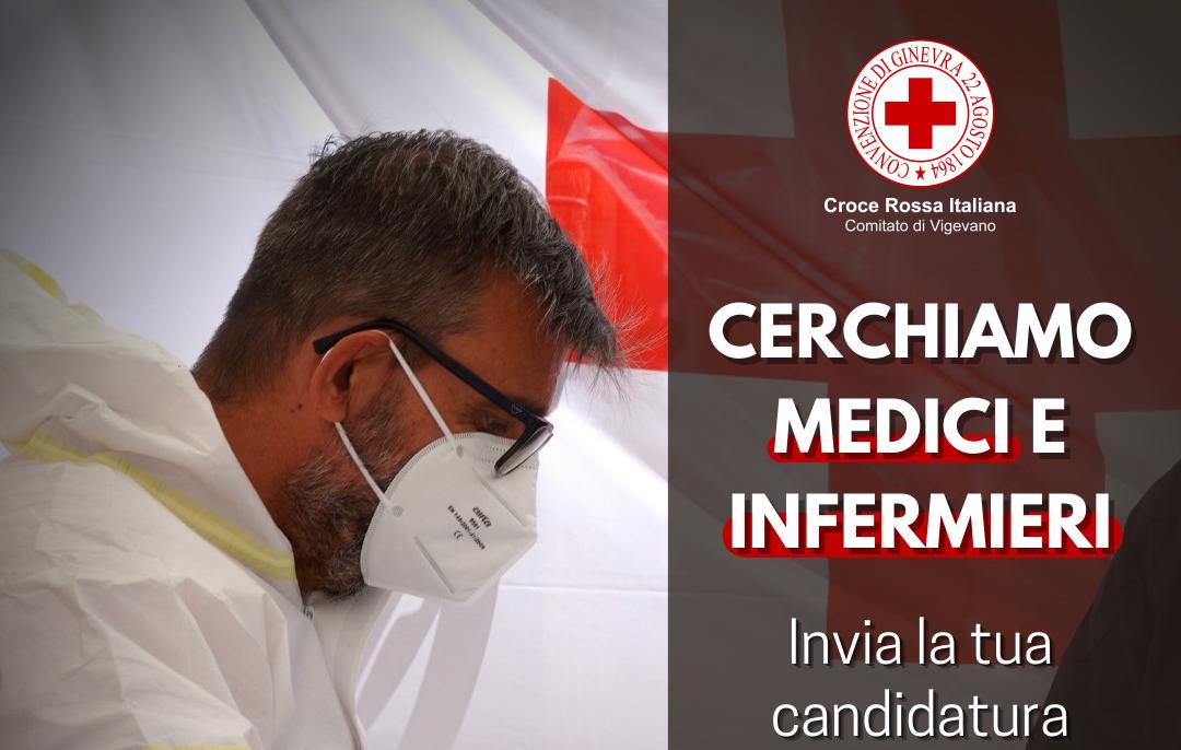 Lavora con noi cerchiamo medici e infermieri Vigevano