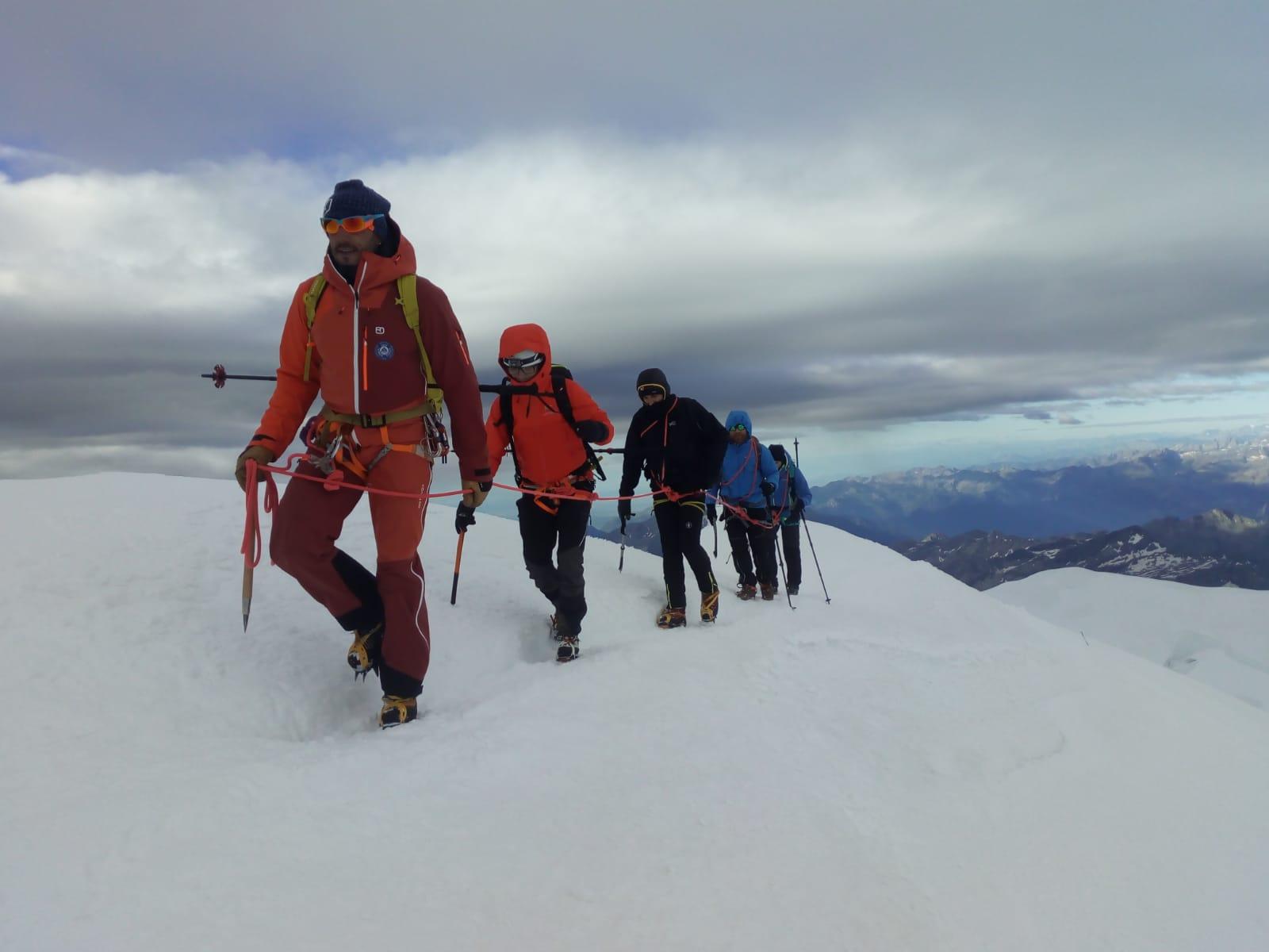 CRI Vigevano trapiantati Monte Rosa